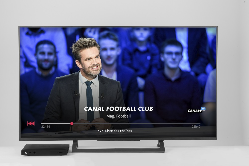 CANAL lance son offre Ultra HD sur Astra